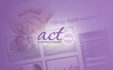 Act Now for Cancer