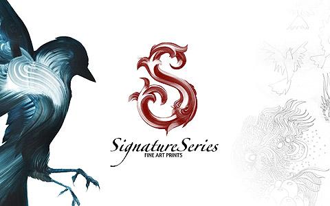 Signature Series Art